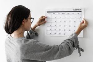 Выбор благоприятной даты